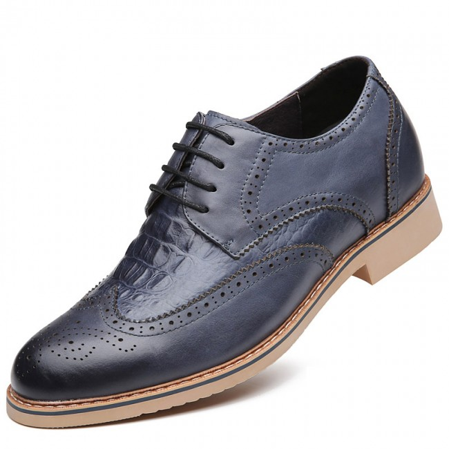 Height Increasing Formal Shoes